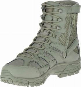 "Merrell Buty Tactical MOAB 2 8"" waterproof Sage Green"