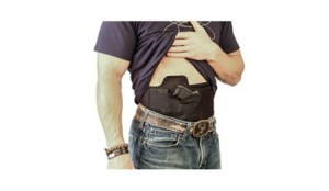 Caldwell - Pas do skrytego przenoszenia broni Tac Ops Belly Band Holster